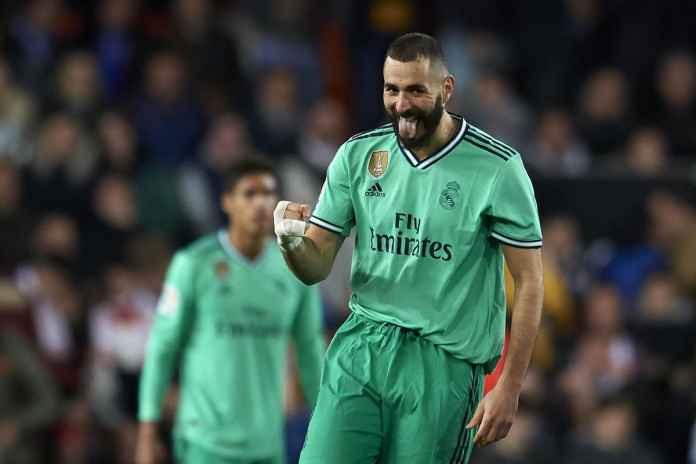 Karim Benzema Selalu Mengindamkan Ballon d'Or