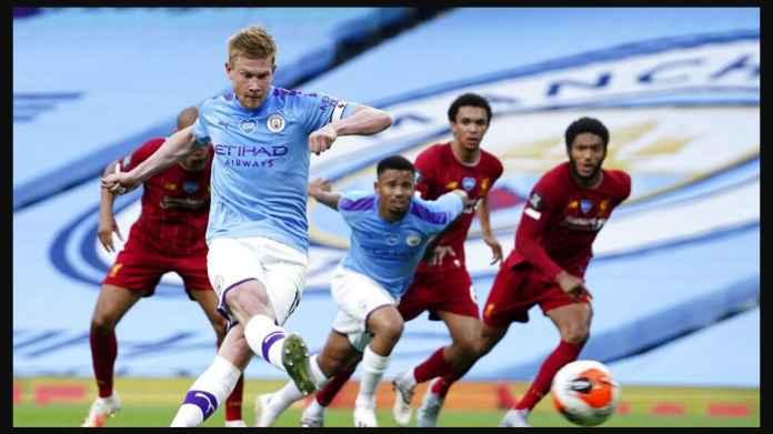 Kemenangan Man City Bukti Kevin De Bruyne Pemain Terbaik Liga Inggris