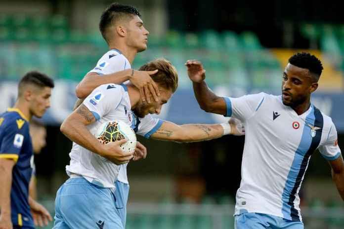 Lazio Targetkan Finis Peringkat Kedua Serie A