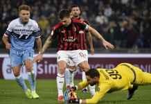 Prediksi Lazio vs Milan, Liga Italia 5 Juli 2020