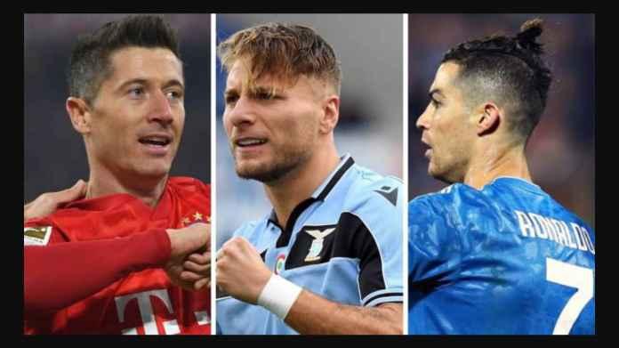 Lazio Gosok Voucher 17 Penalti, Immobile Sudah 13 Gol Penalti Musim Ini!