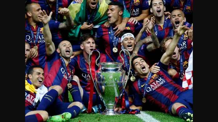 Calon Musuh Menunggu Barcelona Usai Hasil Drawing Liga Champions