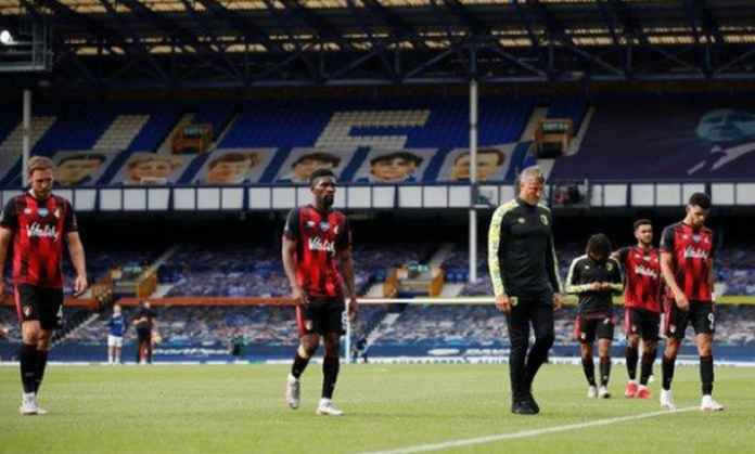Hasil Liga Inggris: Kalahkan Everton, Bournemouth Tetap Degradasi