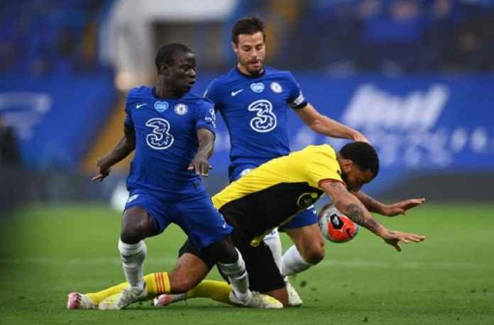 Pelatih Chelsea Gerah N'Golo Kante Cedera Lagi