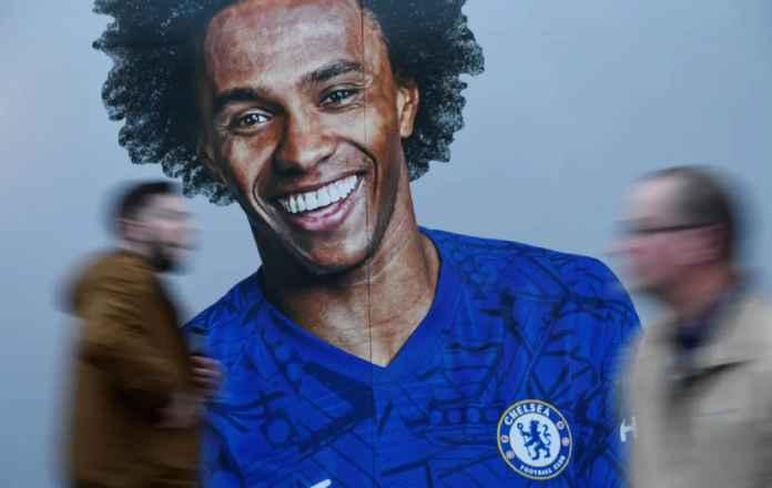 Chelsea Segera Beri Hadiah Kontrak Baru pada Willian