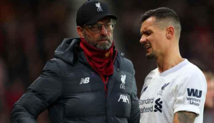 Liverpool Bikin Patah Hati, Dejan Lovren Segera Perpanjang Kontrak di Anfield