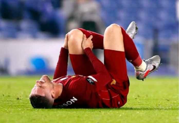 Liverpool Terpukul Cedera Henderson Saat Kejar Rekor Poin Manchester City