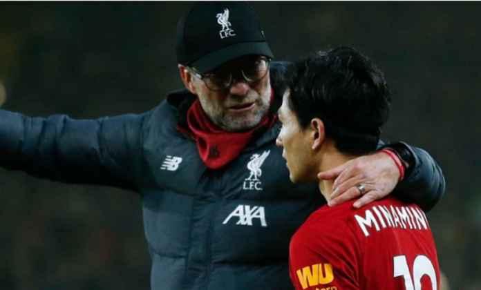 Jurgen Klopp Lakukan Lima Perubahan di Newcastle vs Liverpool