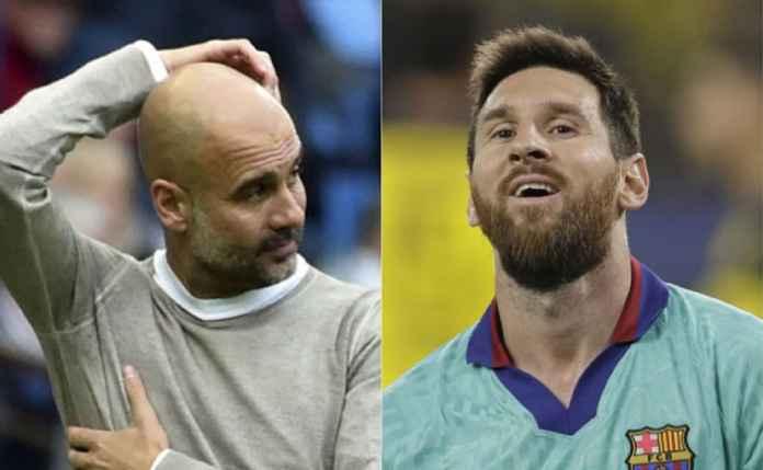Manchester City Siap Datangkan Lionel Messi, Jika Guardiola Tinggalkan Etihad