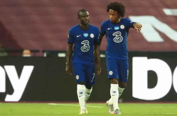 Chelsea Kembali Diperkuat N'Golo Kante di Final Piala FA