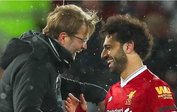 Liverpool Diminta Lepas Mohamed Salah Tahun Depan