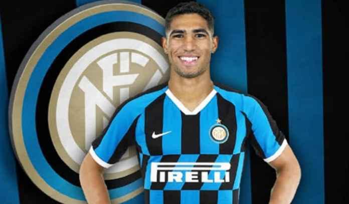Inter Milan RESMI Amankan Achraf Hakimi Hingga 2025