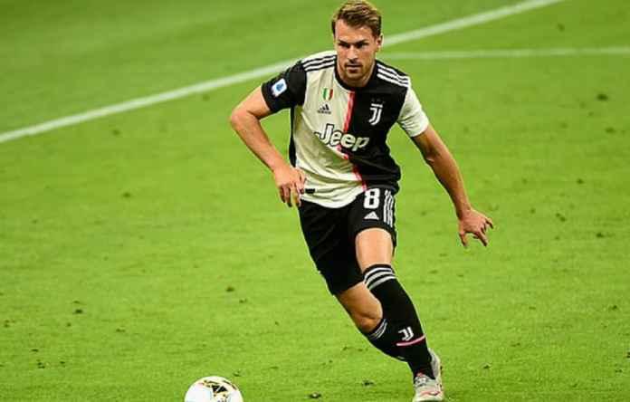 Juventus Tawarkan Aaron Ramsey ke Chelsea Demi Boyong Jorginho