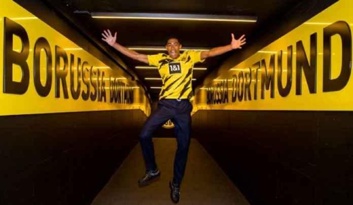 Borussia Dortmund Resmi Jadikan Jude Bellingham Pemain 17 Tahun Termahal di Dunia