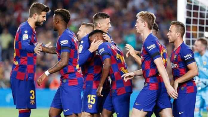 Barcelona Kembali Panggil Tiga Pemainnya Jelang Hadapi Osasuna