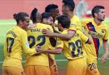 Barcelona Terbantu Tiga Pilar Paling Konsisten, Selain Lionel Messi