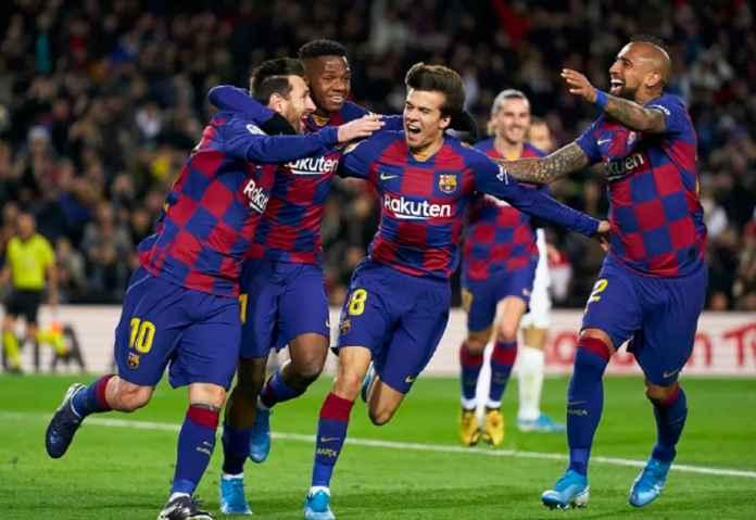 Barcelona Putuskan Dua Wonderkid-nya TETAP di Skuad Utama