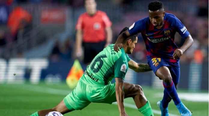 Tangkal Manchester United, Barcelona Segera Umumkan Kontrak Baru Ansu Fati