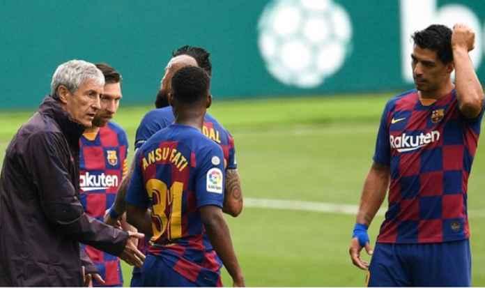 Barcelona Tak Bisa Lagi Kejar Real Madrid? Begini Respon Setien