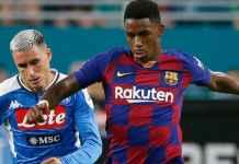 Barcelona Tanpa Junior Firpo di Villarreal