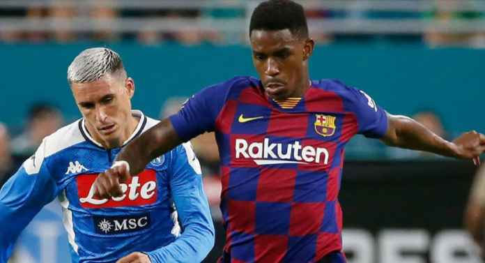 Barcelona Tanpa Junior Firpo di Villarreal