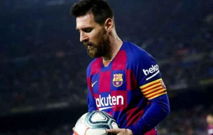 Lionel Messi Selangkah Lagi Pecahkan Rekor Xavi di Barcelona