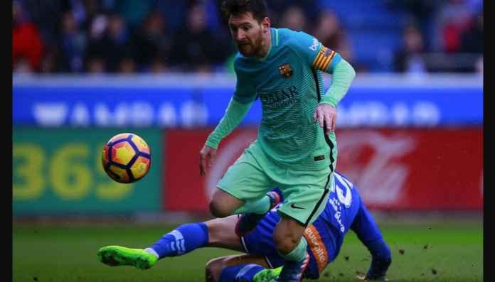 Messi Turun Jadi Bek? Cuma 13 Pemain Outfield Barcelona Nanti Malam