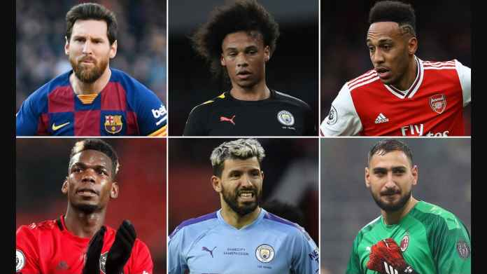 11 Pemain Bintang Berakhir 2021, Termasuk Pencetak 25 Gol dan 20 Gol