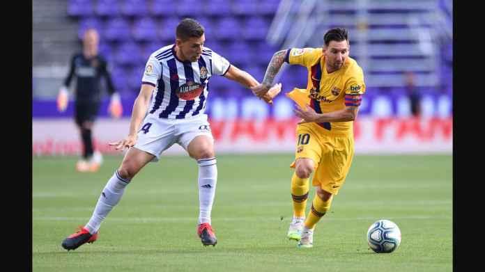 Messi 22 Gol 20 Assist Musim Ini, Rapor Pemain Barcelona Tadi Malam
