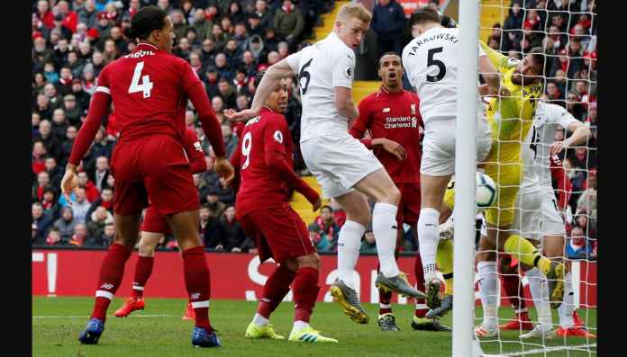 Prediksi Liverpool vs Burnley, Liga Inggris 11 Juli 2020