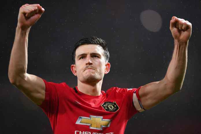 Maguire Siap Bawa MU Menang di Kandang Leicester