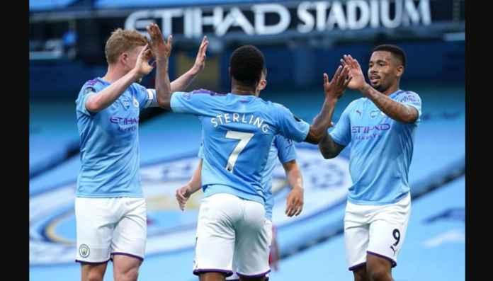 Hasil Manchester City vs Liverpool, Juara Baru Dijebol 4 Gol Tanpa Balas