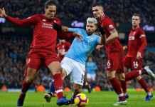 Manchester City vs Liverpool laga pertama sebagai juara Liga Inggris