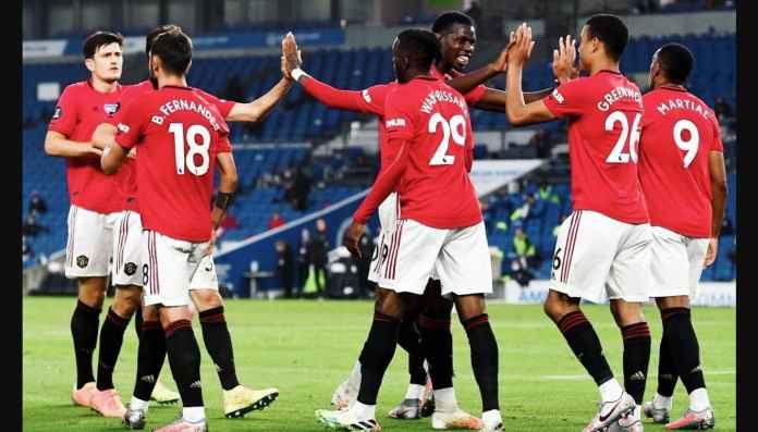 Hasil Liga Inggris 13 Juli: Man Utd Sudah Boleh Mimpi Liga Champions