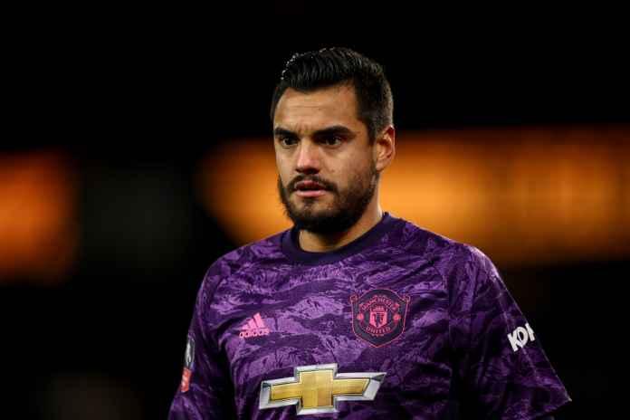 Manchester United Bakal Berpisah Dengan Sergio Romero