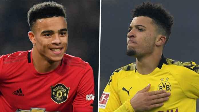 Manchester United Bisa Batal Beli Sancho, Ini Sebabnya