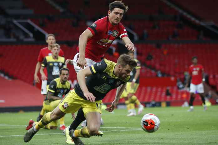 Manchester United Gagal Menang, Maguire Bilang Begini