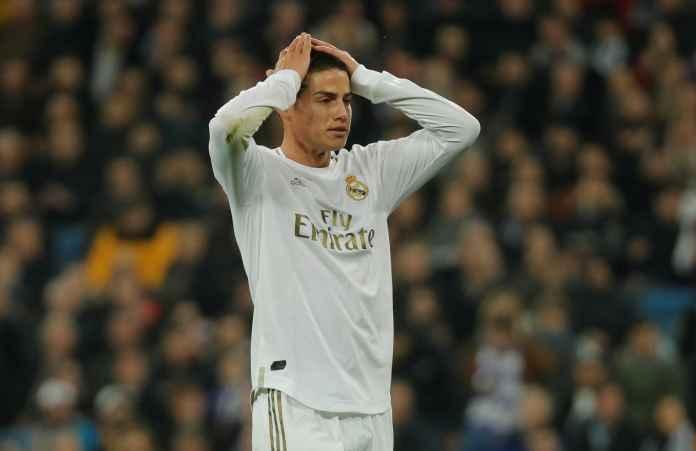 Manchester United Tertarik Daratkan James Rodriguez