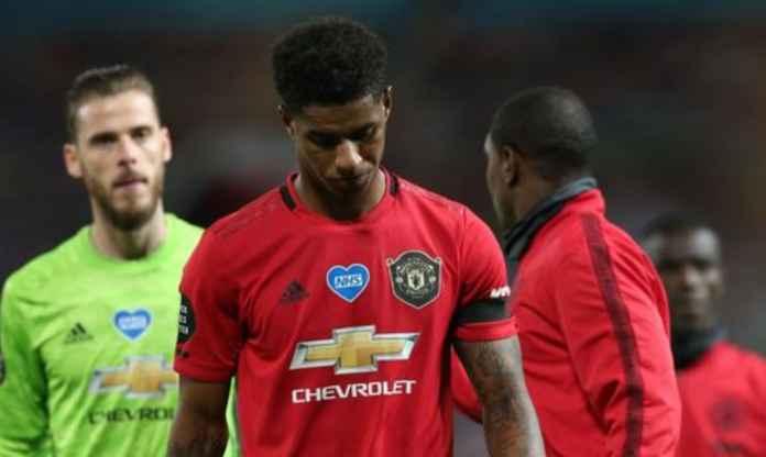 Manchester United bisa kehilangan uang jika gagal lolos Liga Champions