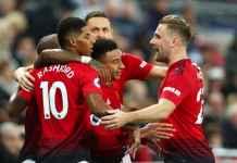 Beberapa Pemain Man Utd Terancam Absen Untuk Liga Europa