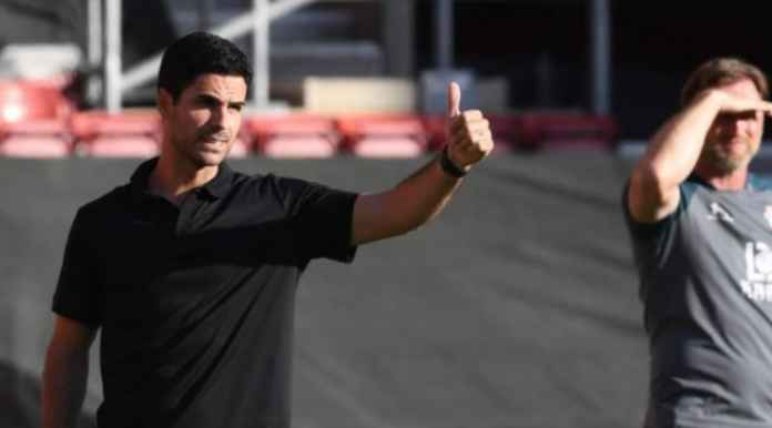 Mikel Arteta manajer Arsenal