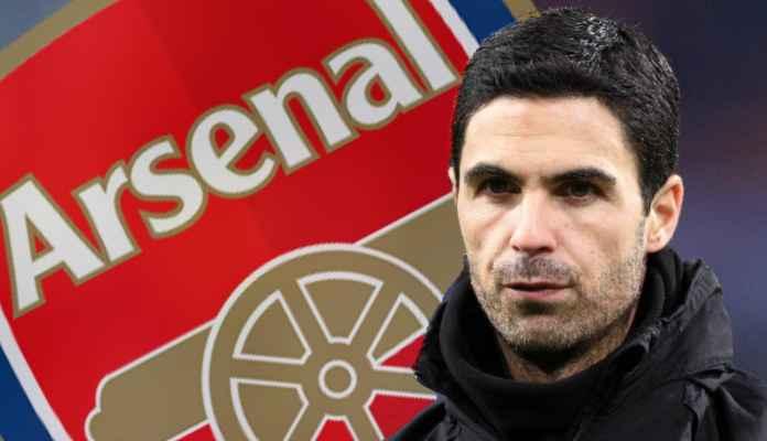 Mikel Arteta pelatih Arsenal