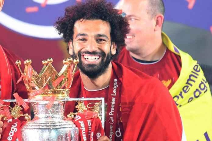Mohamed Salah Nikmati Kariernya di Liverpool