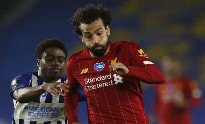 Mohamed Salah striker Liverpool