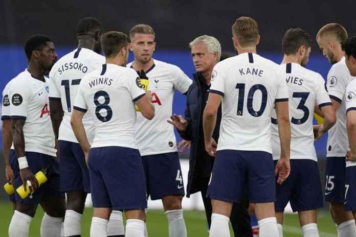 Mourinho Butuh Waktu Berikan Gelar Untuk Tottenham