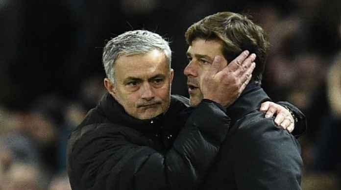 Persentase Kemenangan Pochettino vs Mourinho: Penak Jamanku Toh?