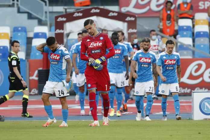 Napoli Masih Bisa Capai Empat Besar Serie A