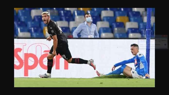 Hasil Napoli vs Milan, Rossoneri Buang Peluang Naik ke Posisi Enam