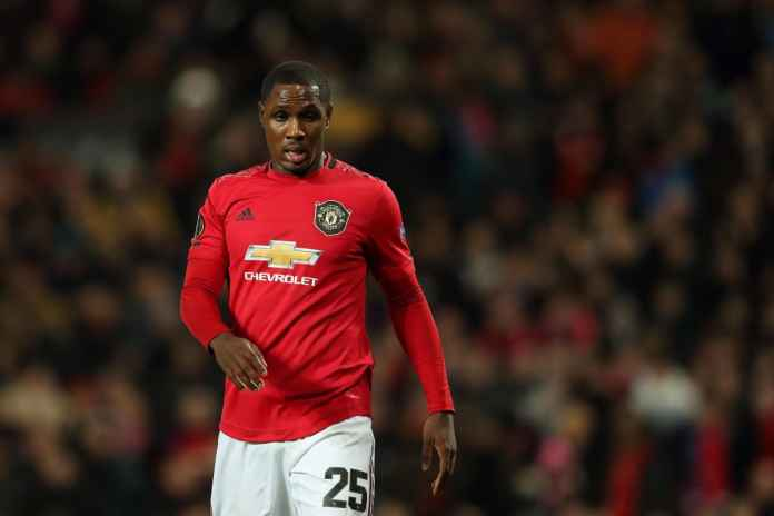 Odion Ighalo Mau Bikin Banyak Gol di Manchester United