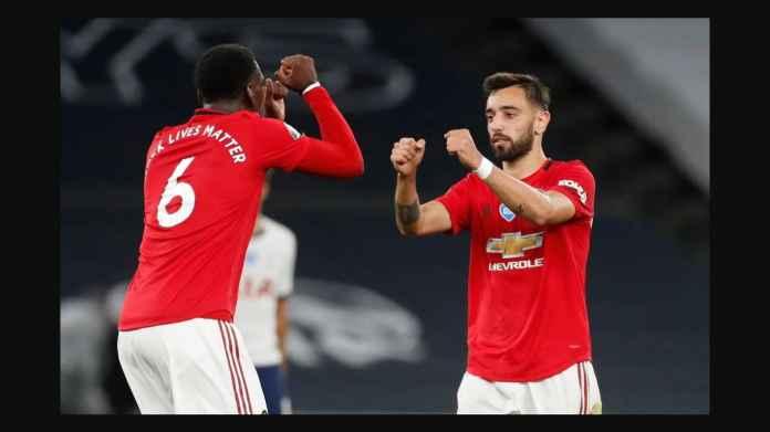 Duet Manchester United, Bruno dan Pogba Cedera, Ternyata Hoax!